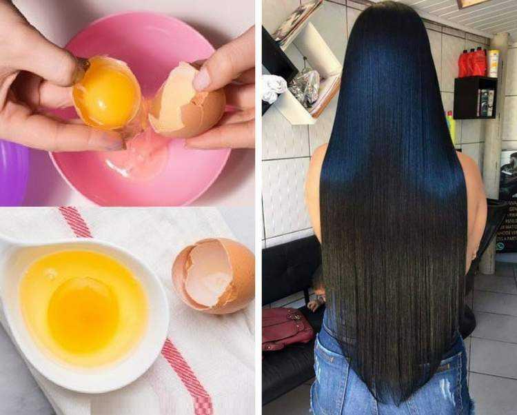 Como fazer reconstrução capilar com ovo passo a passo