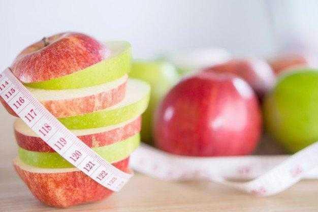 Dieta da maçã para perder peso e limpar seu organismo