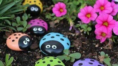 17 Ideias com pedras para decorar o jardim