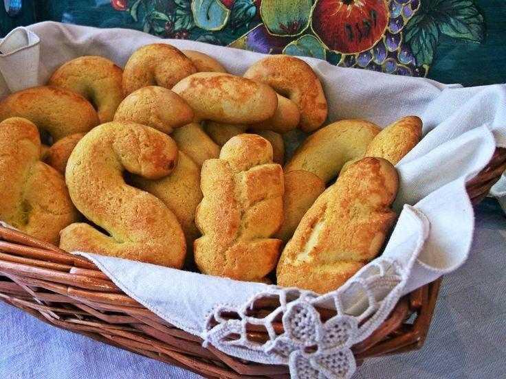 Receita de biscoitos de azeite