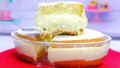 Sonho de padaria de travessa muito fácil