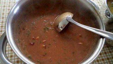 Foto de Sopa de feijão cremoso é uma receita econômica e deliciosa