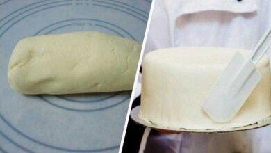 Photo of Pasta de leite em pó para bolo