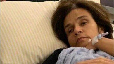 Foto de Vídeo: Balanço Geral revela real estado de Claudia Rodrigues, ela foi internada às pressas