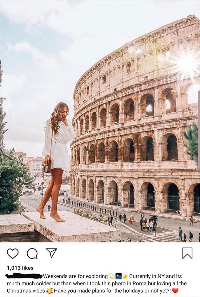 1578439198 888 Parte 3 20 Vezes em que as pessoas descobriram 20 Vezes em que as pessoas descobriram o quão falsas são algumas fotos do Instagram