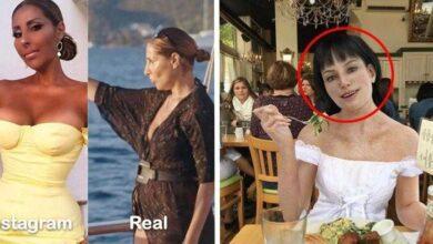 Foto de 20 Vezes em que as pessoas descobriram o quão falsas são algumas fotos do Instagram