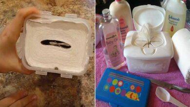 Lenço umedecido caseiro: faça o seu para higiene infantil e limpeza doméstica