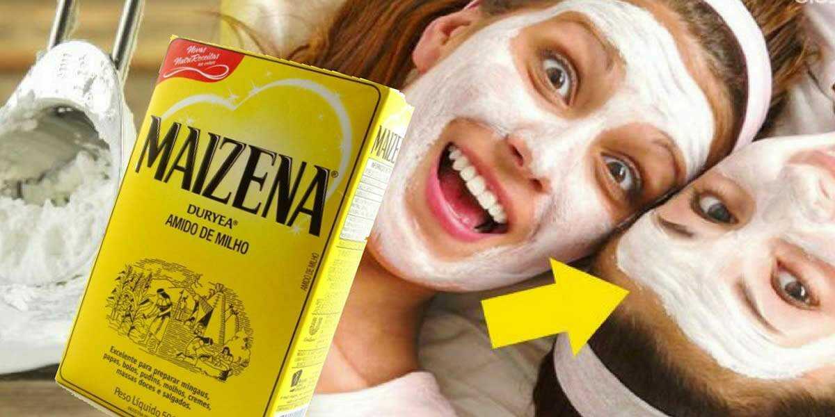 Máscara de Maizena: 4 receitas para rosto e cabelo