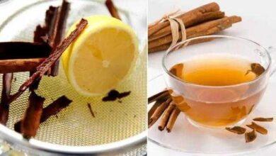 Limão e canela: remédio natural com inúmeros benefícios para a saúde