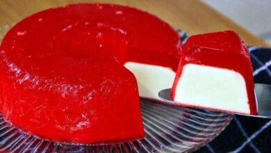 Foto de Receita de gelatina recheada maravilhosa