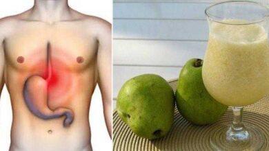 Foto de Suco de gengibre e pera são poderosos remédios contra refluxo