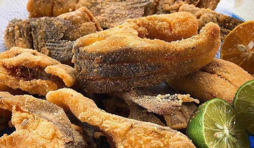 Peixe frito sequinho e saboroso, veja como fazer