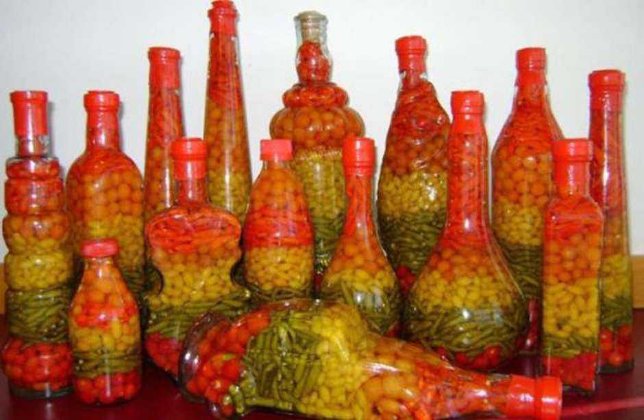 Receita de Conserva de Pimentas Pratica