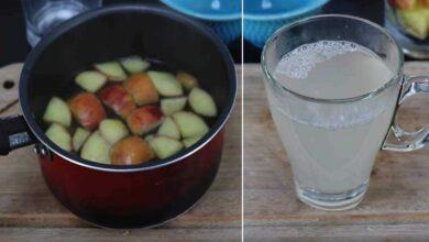 Foto de Chá de maçã com alho: aumenta a imunidade e limpa as artérias