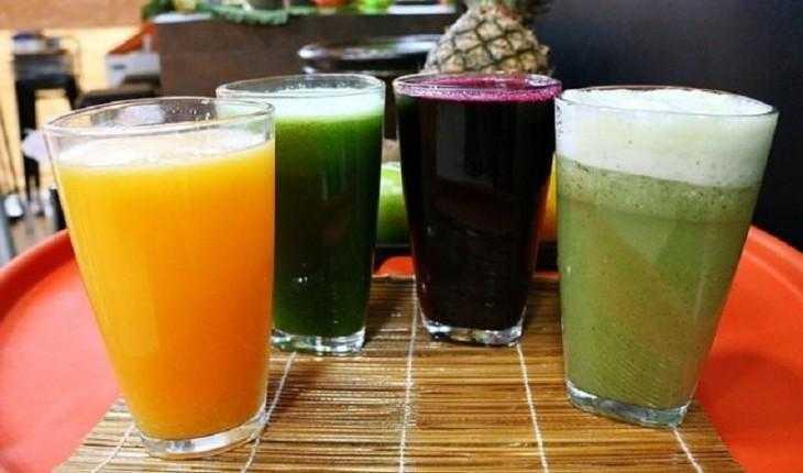 9 receitas saborosas e simples de sucos que ajudam a combater a anemia