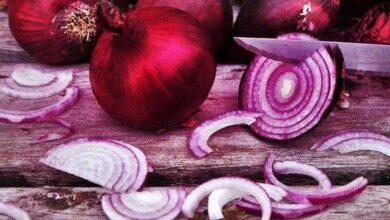 Foto de Cebola roxa é potencia anti-diabetes e antibiótico que ajuda a controlar a glicose