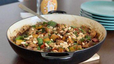 Foto de 10 Receitas de jantar saudável