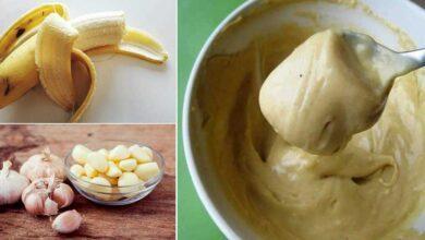 Foto de Xarope de alho com banana: protege contra gripe e fortalece a imunidade