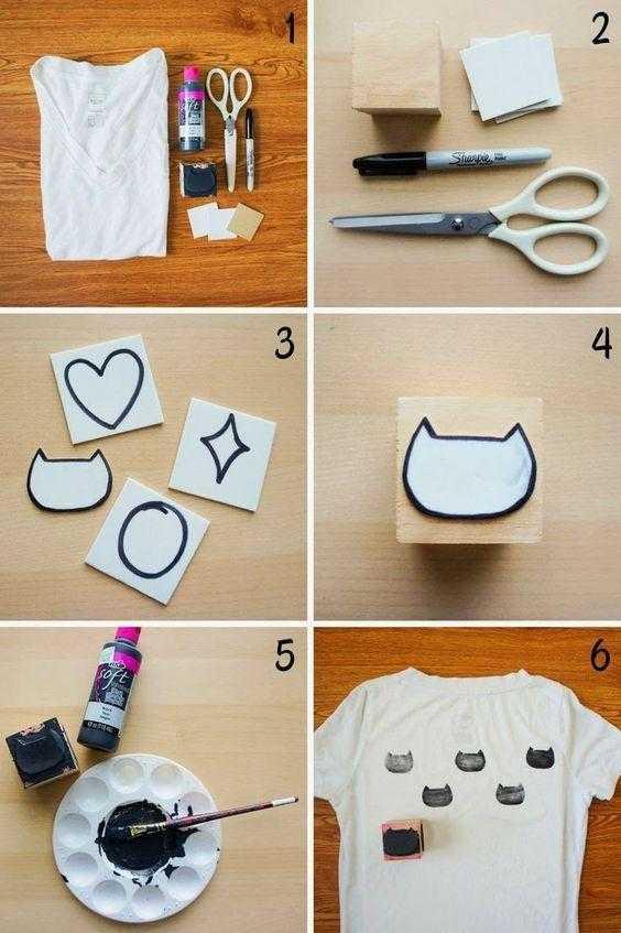 Como customizar camisetas com criatividade