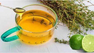 Chá de limão, tomilho e mel: previne a gripe e fortalece o sistema imunológico