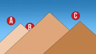 TESTE PSICOLÓGICO: em cima de qual pirâmide você colocaria o sol? Sua resposta vai revelar o detalhes ocultos de sua personalidade