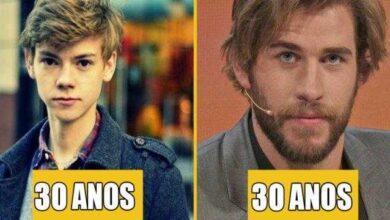 Foto de 24 atores que você nem imagina que tem mesma idade