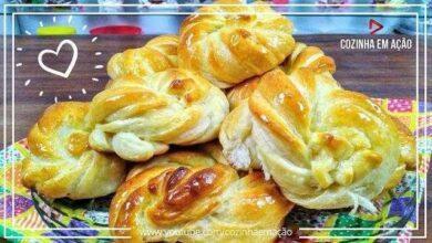 Foto de Delicioso Nozinho de Leite de Padaria