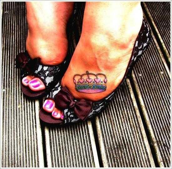 Tatuagem de Coroa: 37 Fotos lindas, perfeitas para você