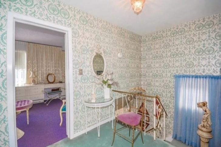 14667 7 - Uma senhora de 96 anos quer vender sua casa. O corretor não acredita no que encontrou dentro