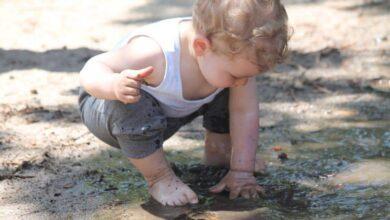 Foto de Criança precisa de micróbios, não de antibióticos, para desenvolver a imunidade – dizem os cientistas.
