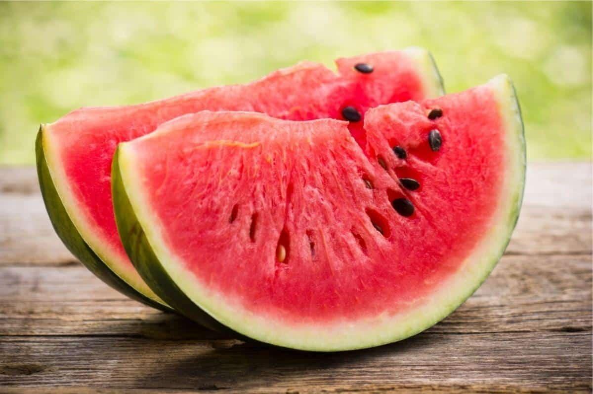 Melancia é a fruta que mais ajuda combater crises de ansiedade e pânico 1