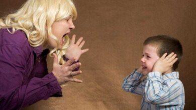 Não amaldiçoe seus filhos sem querer com estas seguintes frases.