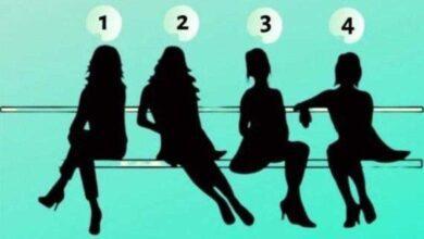 Qual mulher tem mais confiança? Sua resposta revela como você está indo na vida