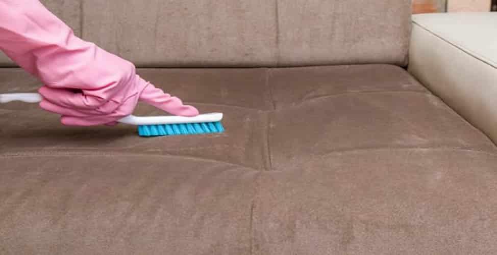Como Limpar Sofá de Tecido Com Soluções Caseiras s