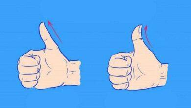 Foto de Seu polegar é reto ou torto? É isso que ele pode lhe dizer sobre a sua personalidade!