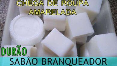 Foto de Receita De Sabão Branqueador Caseiro
