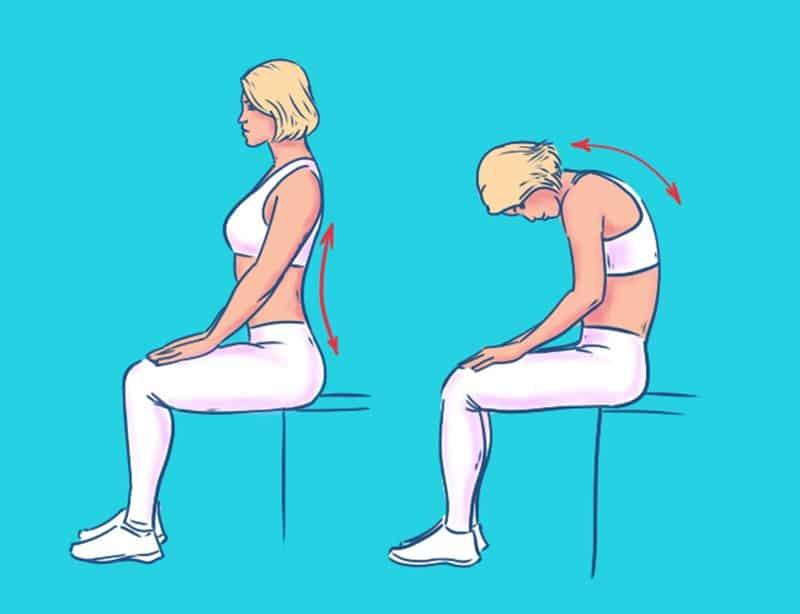 5 exercícios para relaxar as costas eficazes