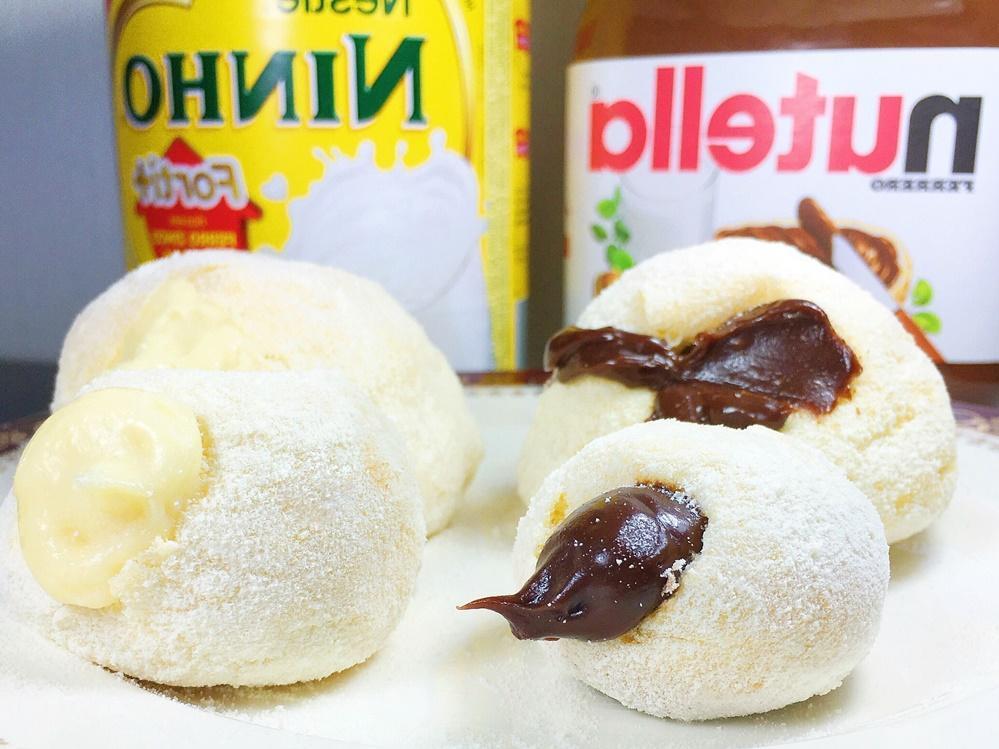 Brigadeiro de Leite Ninho e Nutella, uma delícia