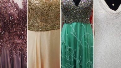 Como customizar vestido de festa com pedrarias