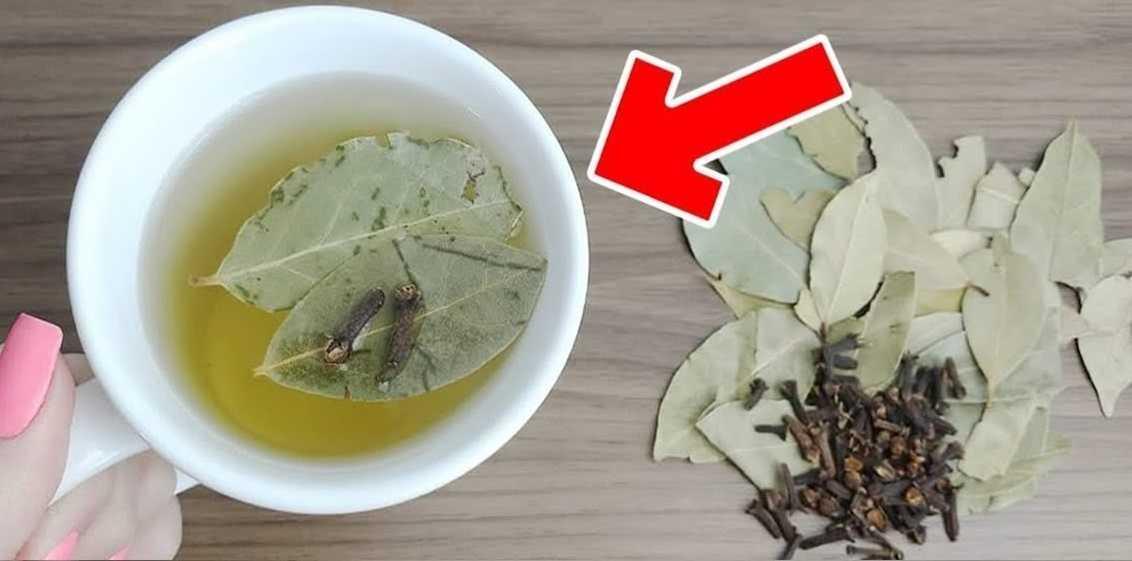 Chá de louro com cravo-da-índia: Combate articulações e dores na coluna