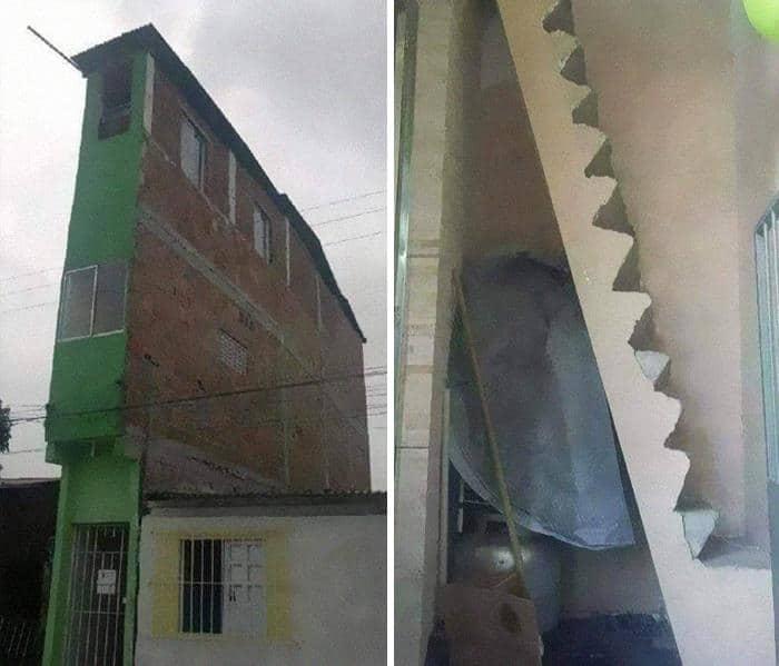 Desastres de construção: divirta-se com 11 imagens em que o projeto foi um fracasso