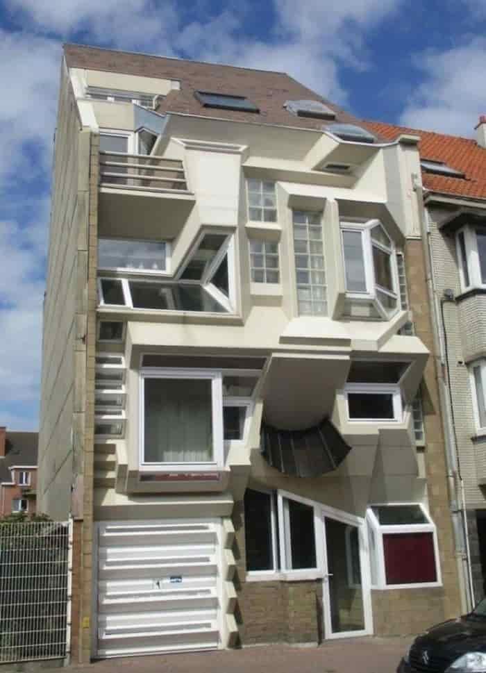 Desastres de arquitetura, design e construção. Fotos: Reprodução/Reddit