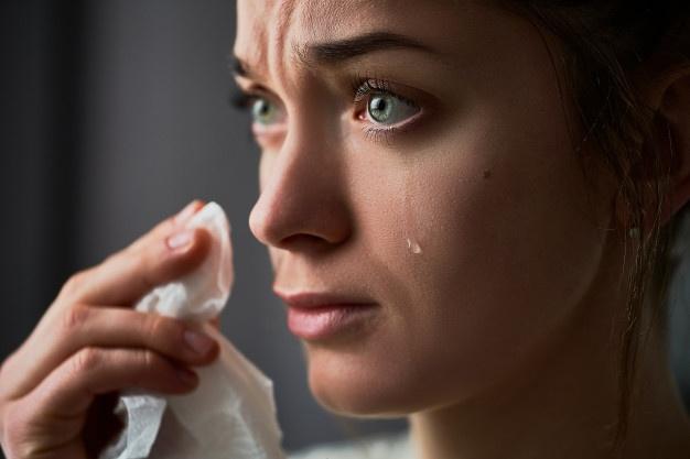 Chorar afeta o seu corpo e mente destas 14 formas – Magazine PT